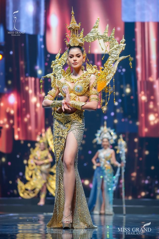 Image from Miss Grand Thailand (Facebook)