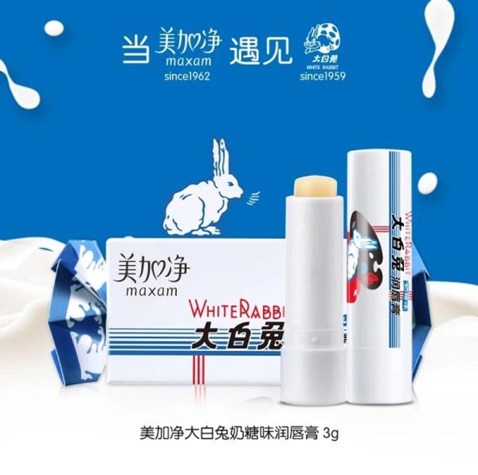 The first batch of 920 White Rabbit lip balm was sold out in 2018.
