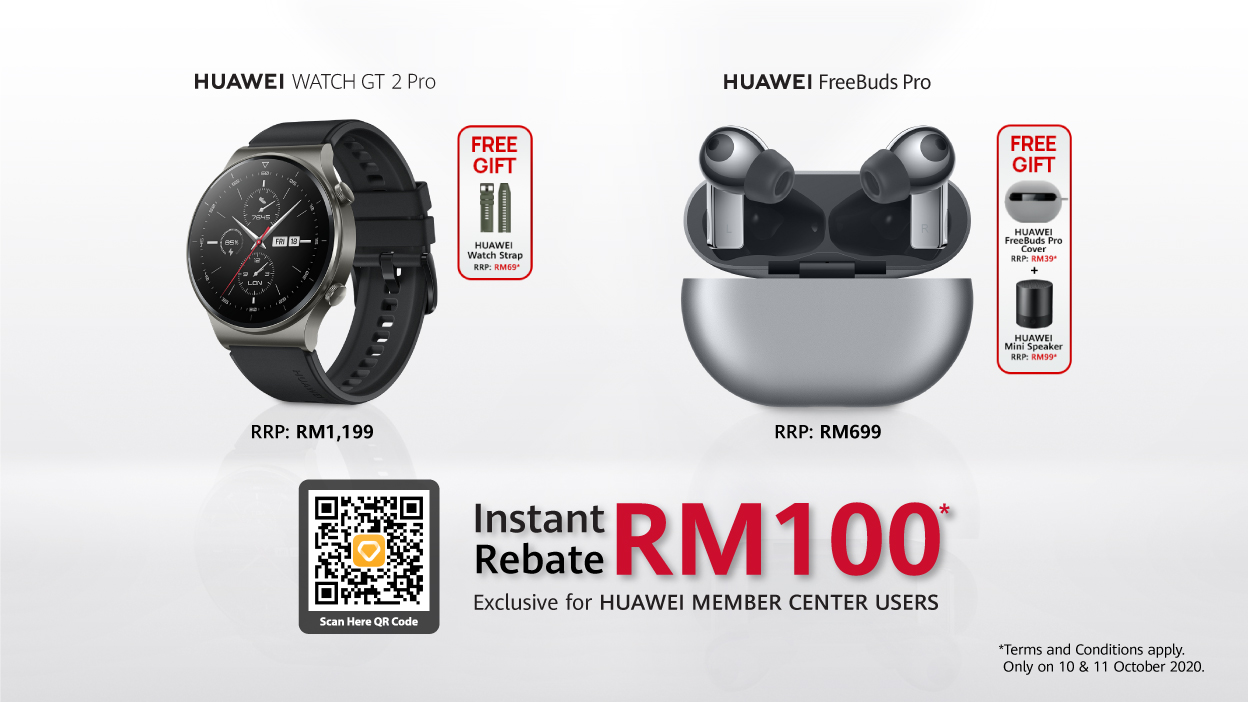 Image from HUAWEI Malaysia (Provided to SAYS)