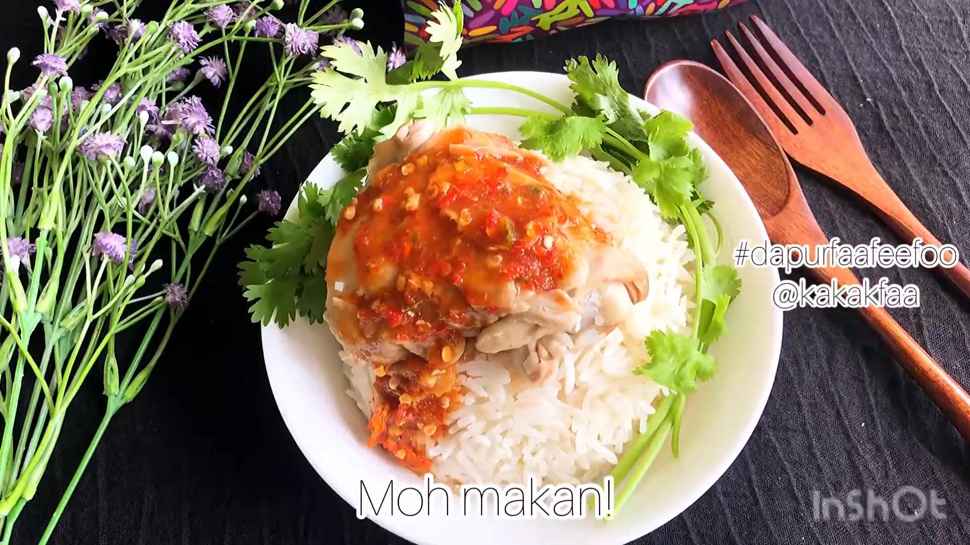 inilah  hasilkan nasi ayam thai  mudah  lazat Resepi Nasi Arab Step By Step Enak dan Mudah