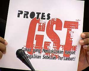 10. Why are people against the GST?