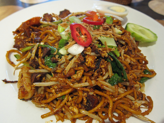 Mee goreng. Photo for illustration purposes only.