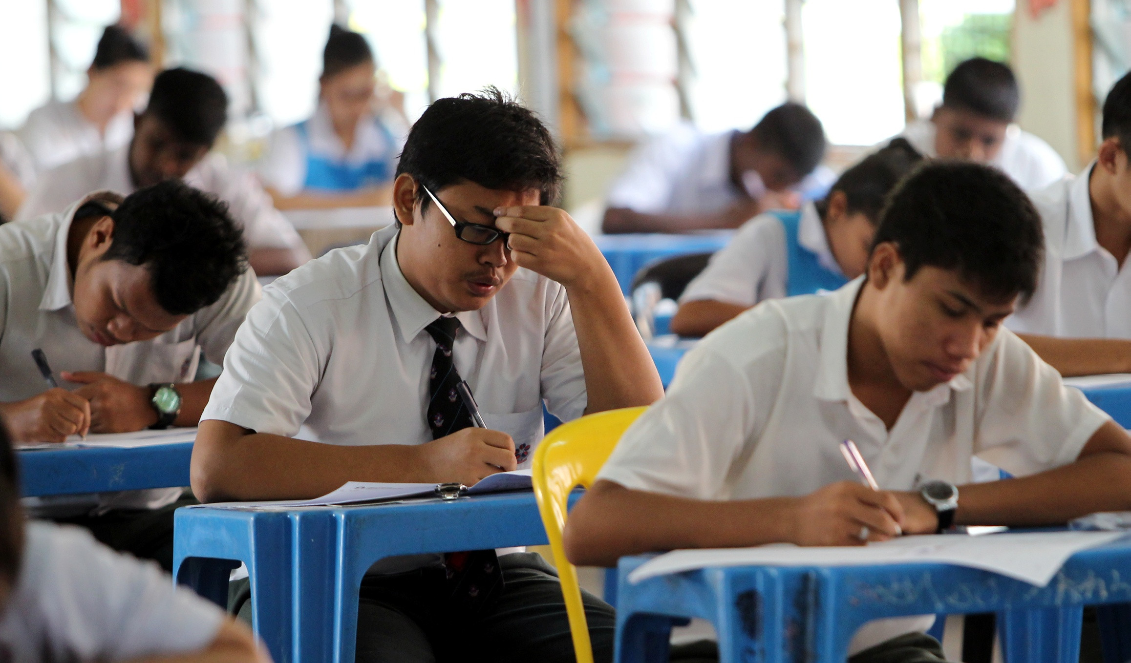 English is Now a Must-Pass Subject for SPM