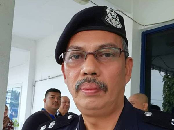 Port Dickson district police chief Supt Aidi Sham Mohamed.